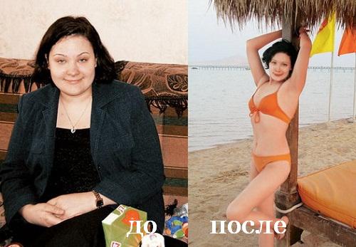 Екатерина Мириманова, автор методики «Система минус 60»: фото до и после применения системы