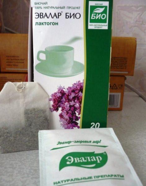 Чай Лактогон
