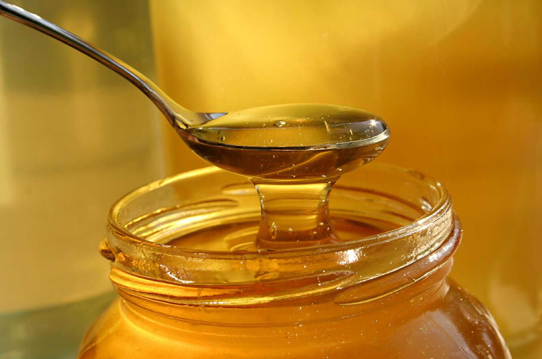 мёд при гв