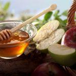 Мёд с яблоками