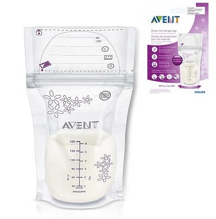 Пакеты для молока Philips Avent