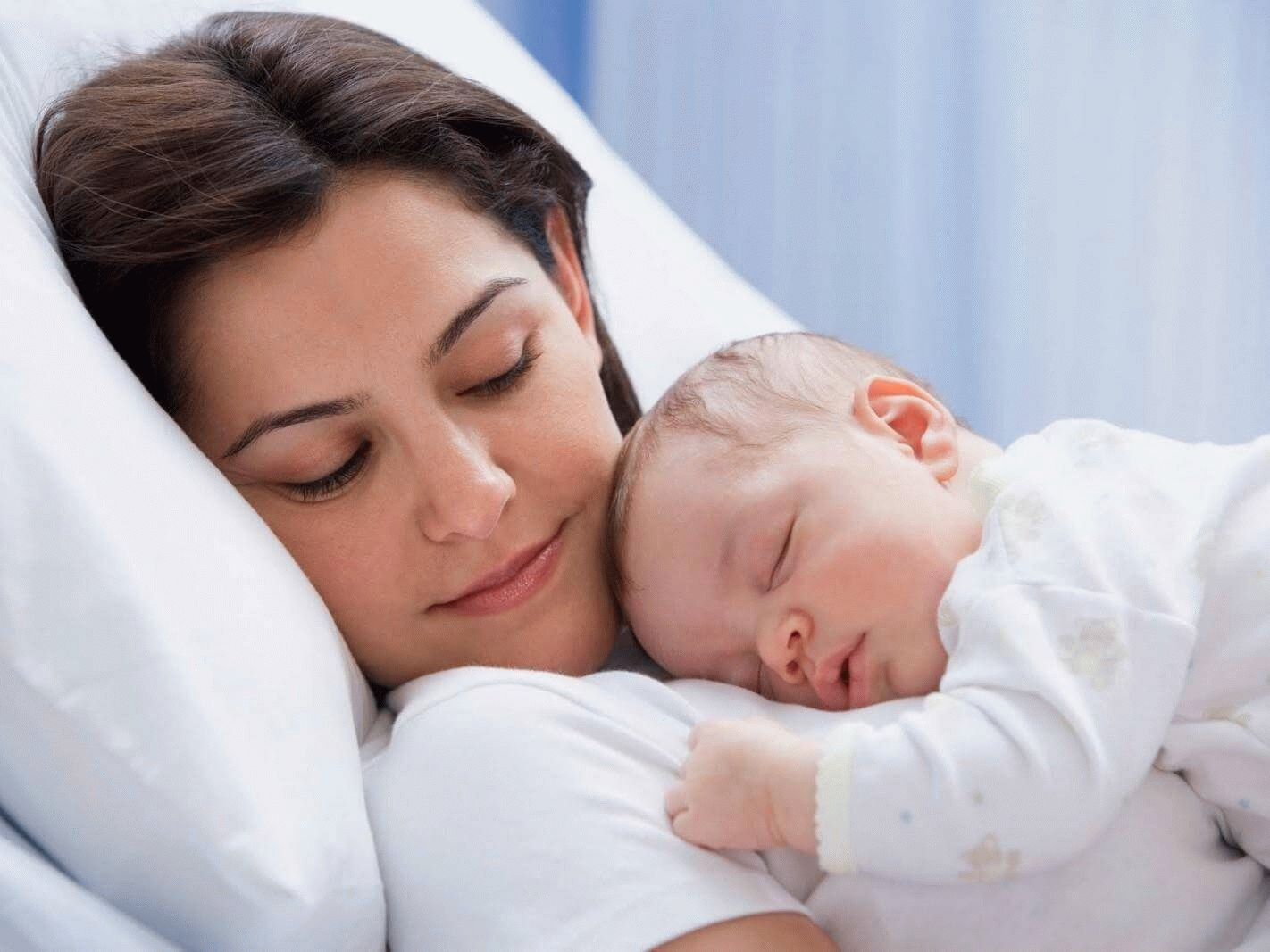 Температура тела кормящей матери — важный показатель её здоровья