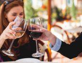 друзья вино