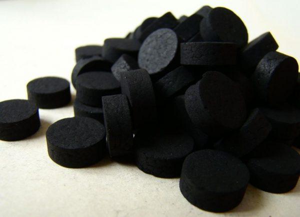 доза активированного угля