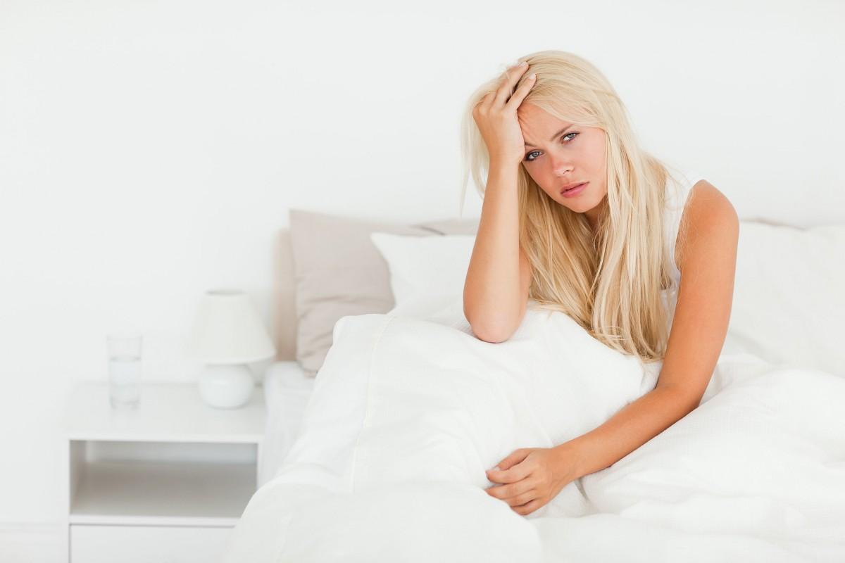 Боль в копчике у женщины