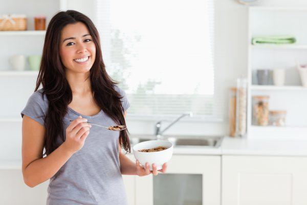 Каша — источник энергии для кормящей мамы