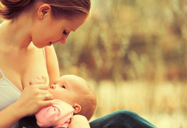 Питание кормящей мамы должно быть разнообразным