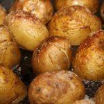 Картофель, запечённый в мундире