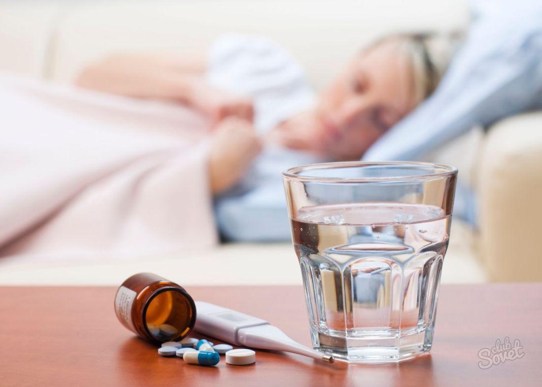 Использование противовирусных препаратов при грудном вскармливании