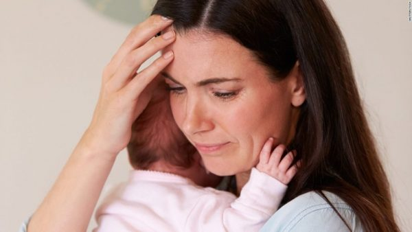 послеродовой психоз