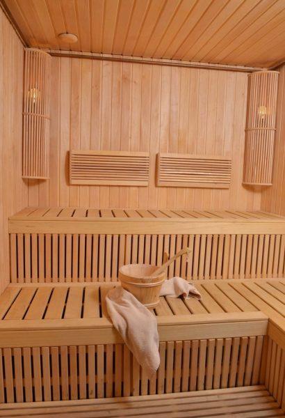 Сауна — финский аналог русской бани