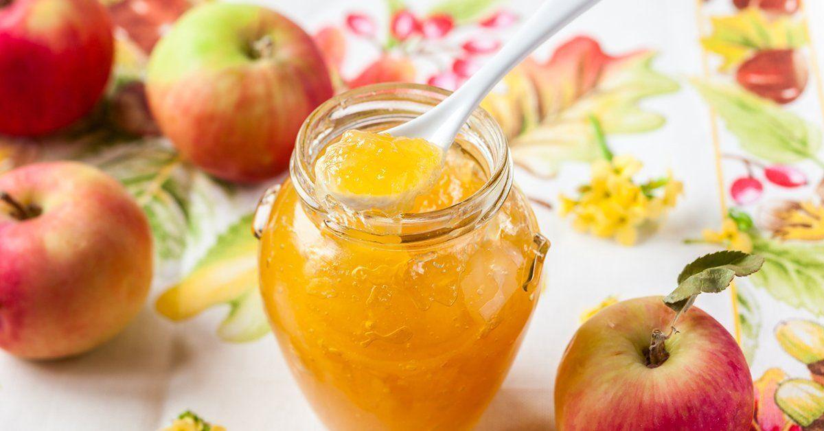 плавник яблочное варенье картинки древности были известны