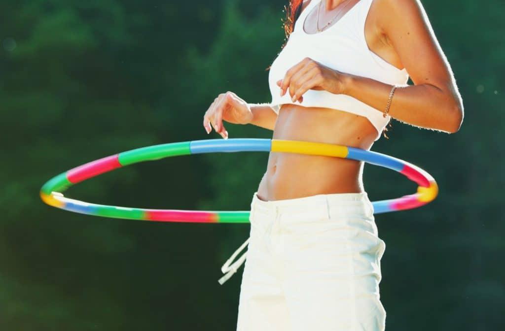 Похудеть Живот С Обручем. Обруч – мощный инструмент для похудения. Выбор, эффективность, техника