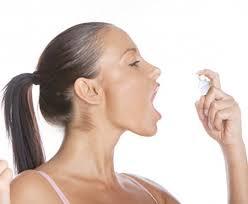 Аэрозоль от боли в горле