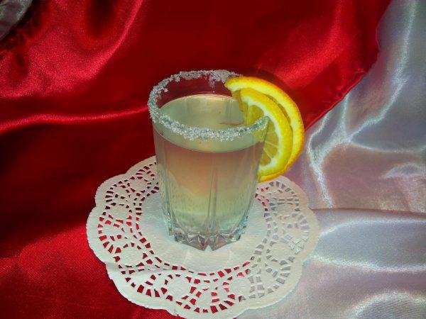 Лимонад на берёзовом соке