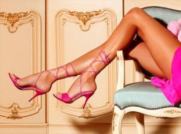 Ножки без отёков!