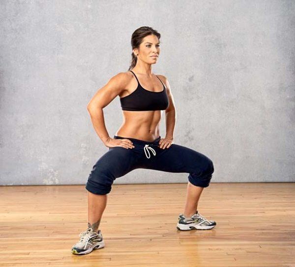 Выполнение упражнения «Сиделка»