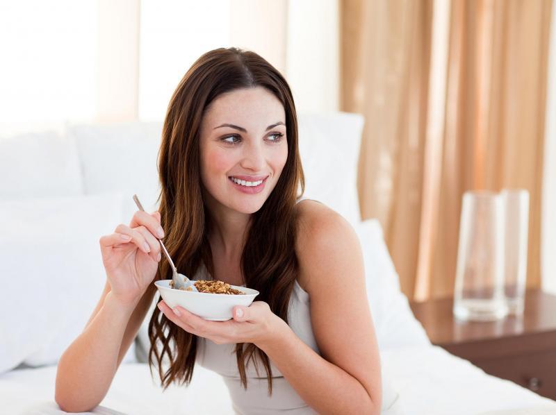 Первый месяц после родов: едим правильно!