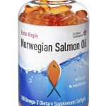 рыбий жир из лососёвых