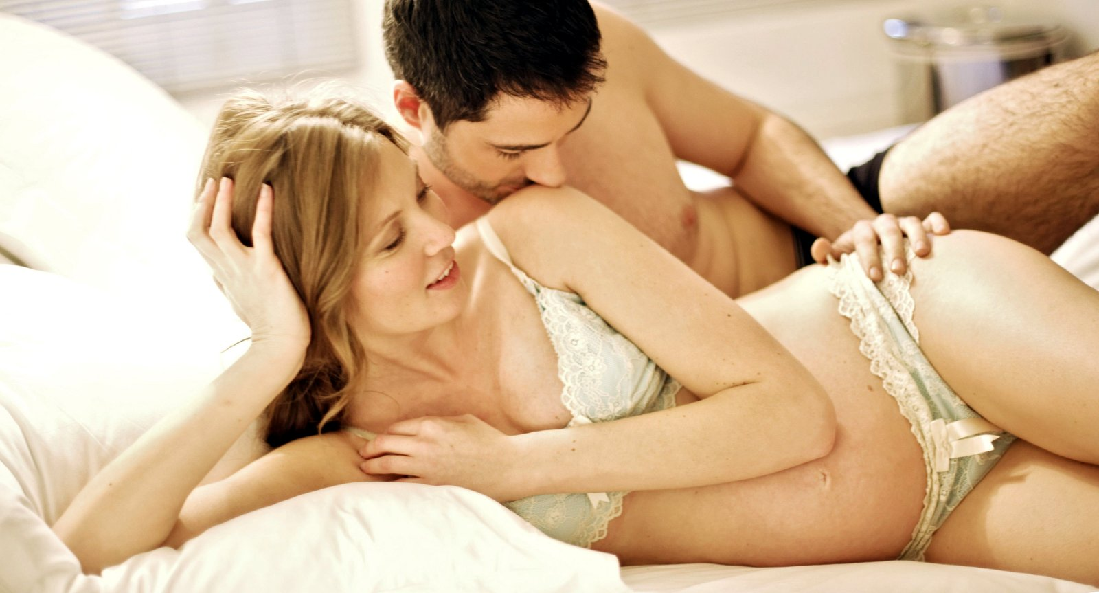 Секс во время беременности: разбираем все за и против