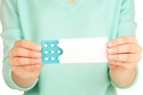 Противозачаточные таблетки