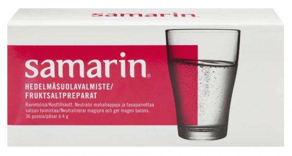 Упаковка препарата Самарин