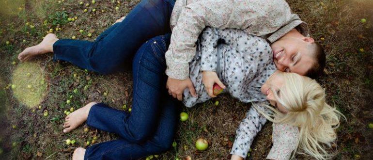 Беременной женщине тоже хочется быть желанной