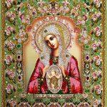 Икона Богородицы В родах помощница