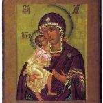 Икона Богородицы Феодоровская